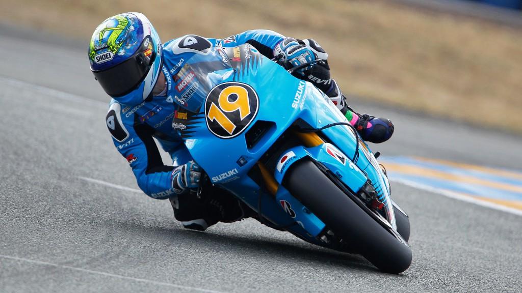 Alvaro Bautista, Suzuki GSV-R, Le Mans RAC