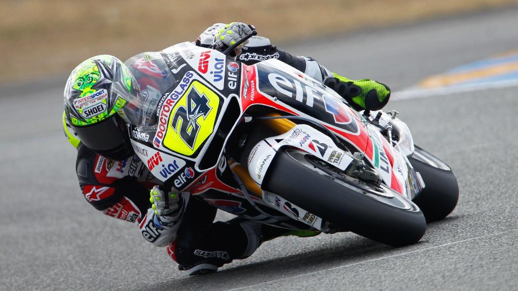 Toni Elias, LCR Honda MotoGP, Le Mans RAC