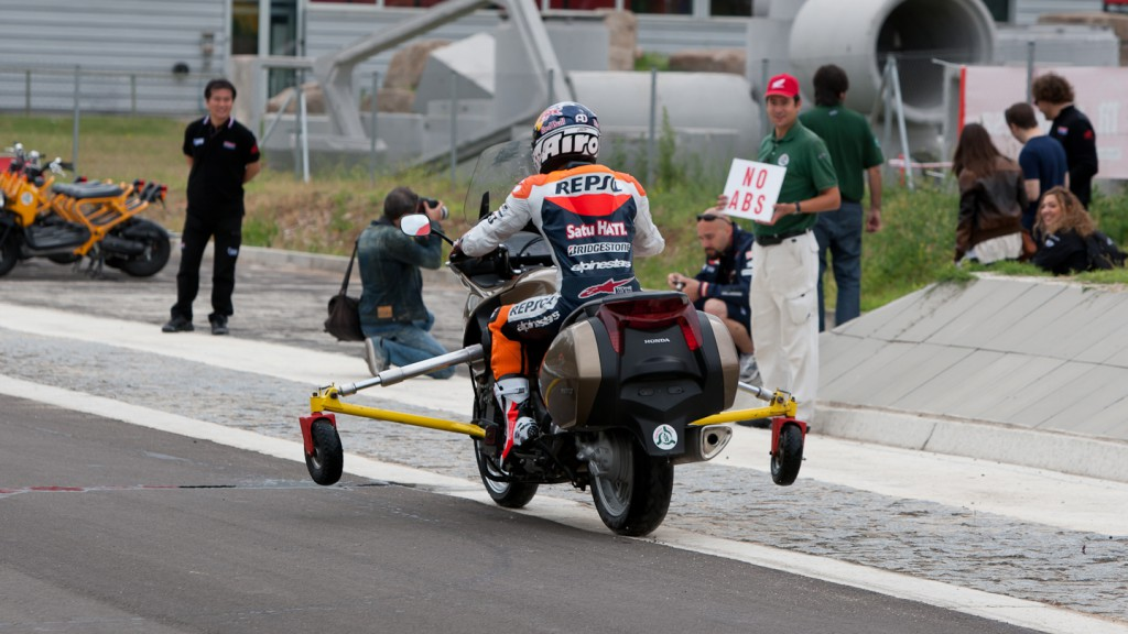 Andrea Dovizioso, Repsol Honda Team, HIS