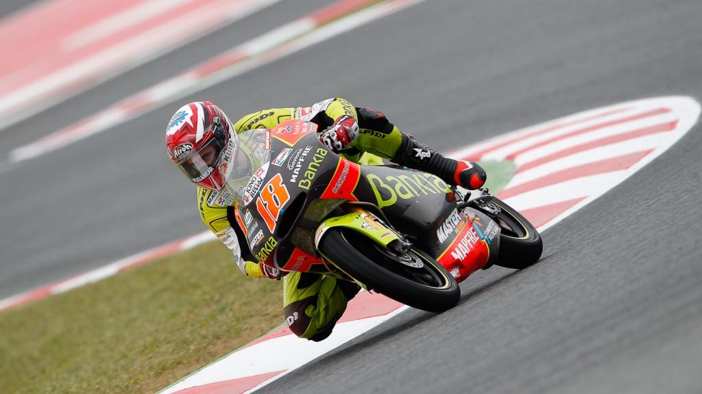 Nico Terol, Bankia Aspar Team, Catalunya Circuit FP2
