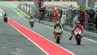 Catalunya 2011 - MotoGP - FP1 - Full session