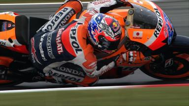 Catalunya 2011 - MotoGP - FP2 - Highlights