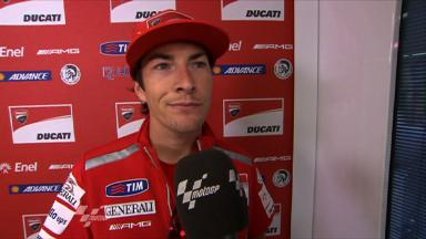 Catalunya 2011 - MotoGP - FP2 - Interview - Nicky Hayden
