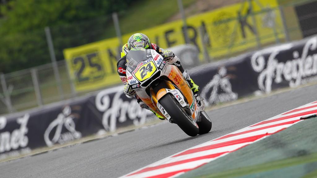 Toni Elias, LCR Honda MotoGP, Catalunya Circuit FP2