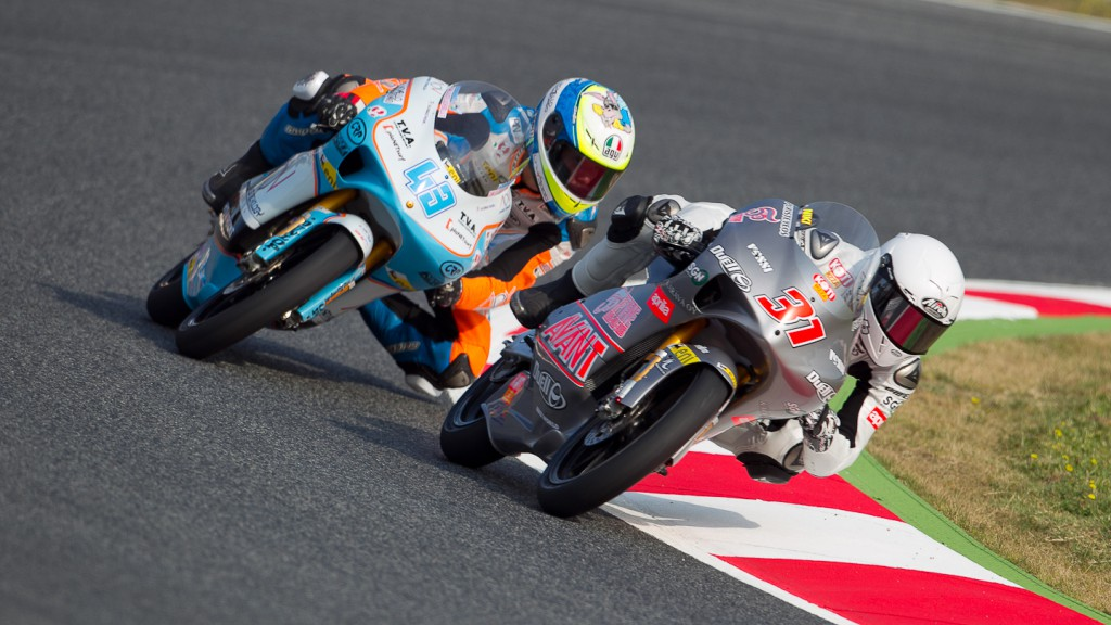 Niklas Ajo, Francesco Mauriello, TT Motion Events Racing, WTR-Ten10 Racing, Catalunya Circuit FP1