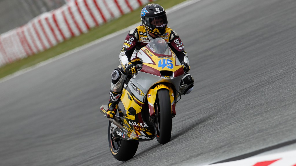 Scott Redding, Marc VDS Racing Team, Catalunya Circuit FP2