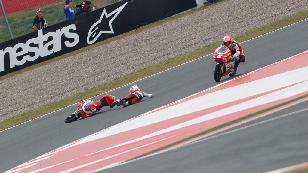 Khairuddin Zulfahmi, AirAsia-Sic-Ajo, Catalunya Circuit FP2