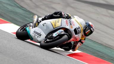 Thomas Luthi, Interwetten Paddock Moto2, Catalunya Circuit FP1