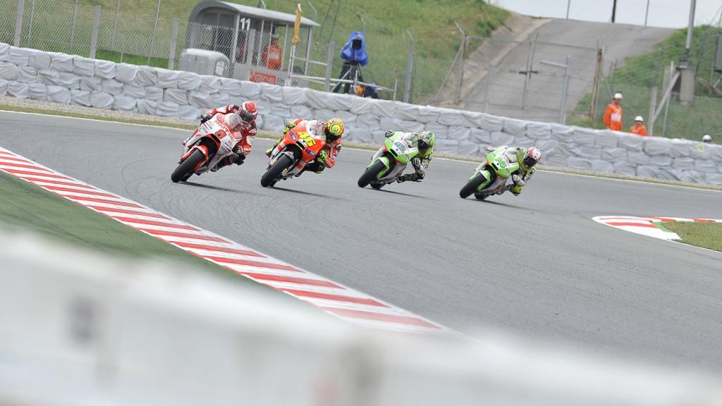 MotoGP, Catalunya Circuit FP2