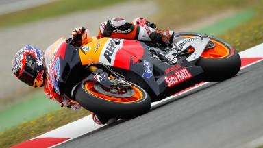 Casey Stoner, Repsol Honda Team, Catalunya Circuit FP1