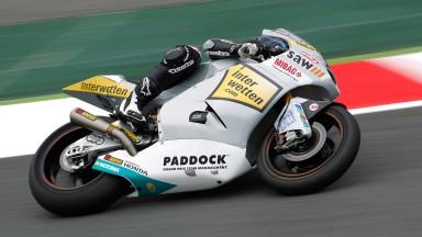 Thomas Luthi, Interwetten Paddock Moto2, Catalunya Circuit FP3