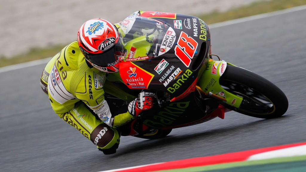 Nico Terol, Bankia Aspar Team, Catalunya Circuit QP
