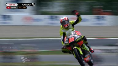 Catalunya 2011 - 125cc - QP - Highlights