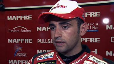 Catalunya 2011 - MotoGP - QP - Interview - Hector Barbera