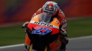 Catalunya 2011 - MotoGP - FP3 - Highlights