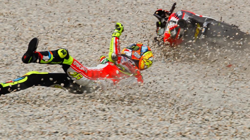 Valentino Rossi, Ducati Team, Catalunya Circuit FP3