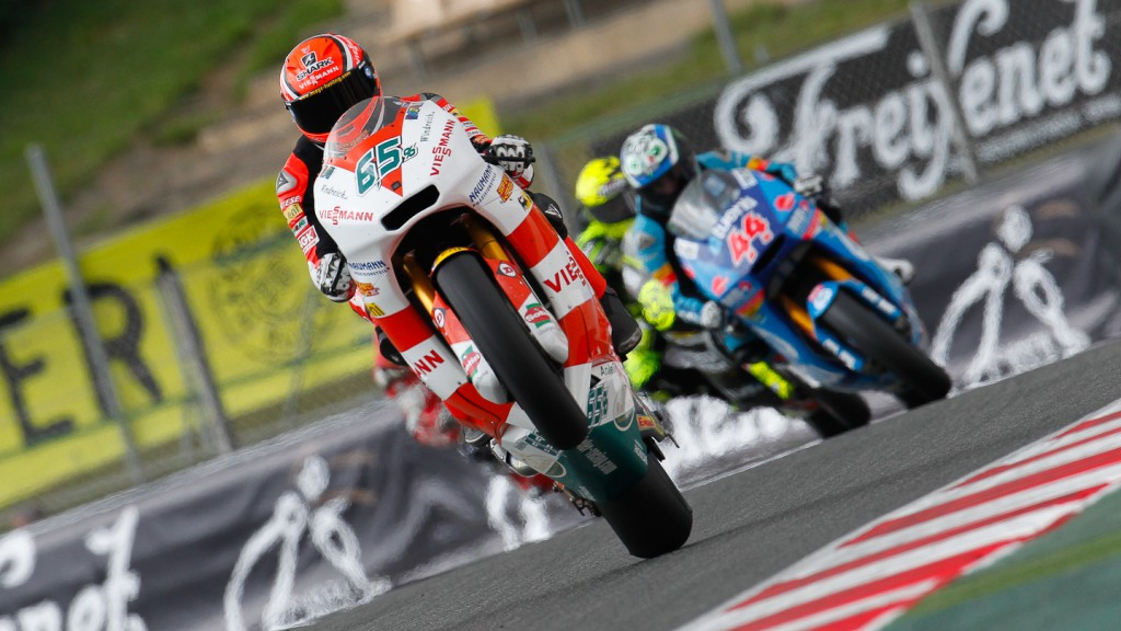 Stefan Bradl, Viessmann Kiefer Racing, Catalunya Circuit QP