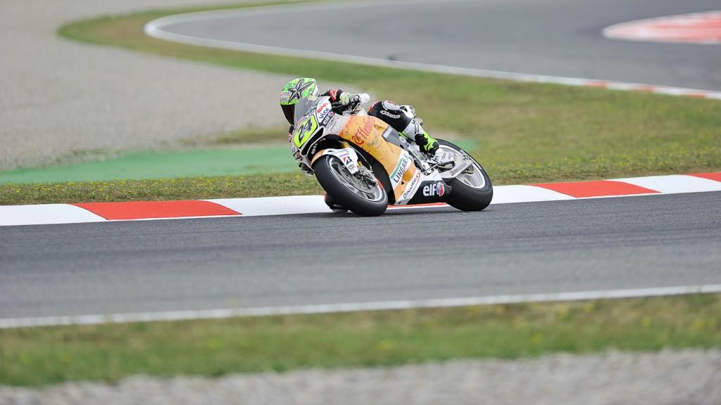 Toni Elias, LCR Honda MotoGP, Catalunya Circuit QP