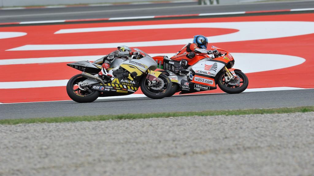 Moto2, Catalunya Circuit FP2