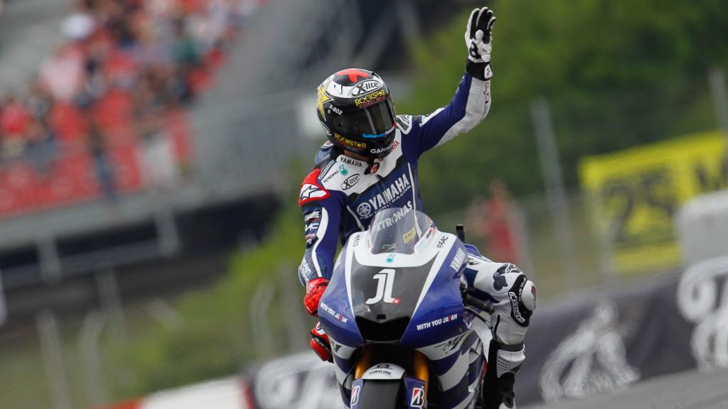 Jorge Lorenzo, Yamaha Factory Racing, Catalunya Circuit QP