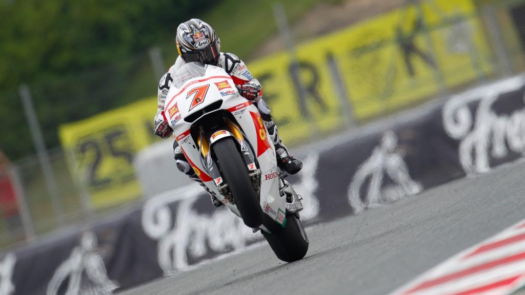 Hiroshi Aoyama, San Carlo Honda Gresini, Catalunya Circuit QP