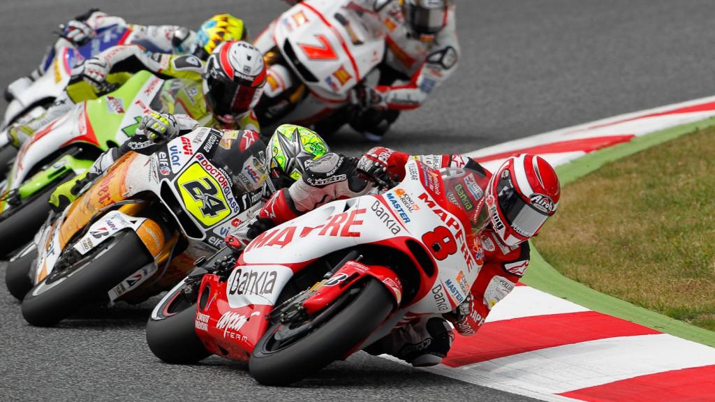 Hector Barbera, Mapfre Aspar Team MotoGP, Catalunya Circuit RAC