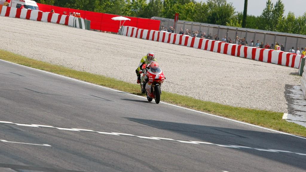 Nico Terol, Johan Zarco, Catalunya Circuit RAC
