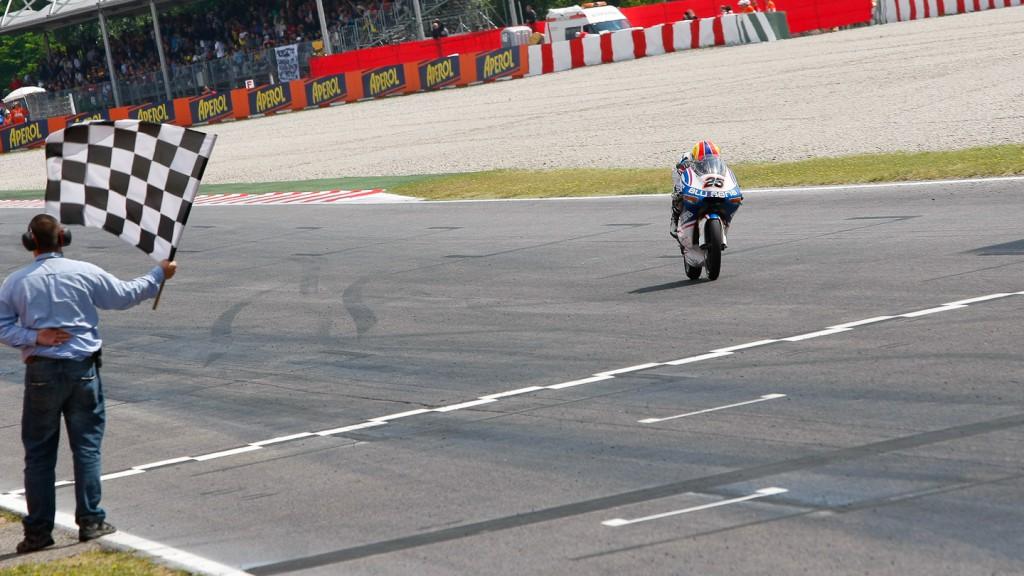 Maverick Viñales, Pev-Blusens-SMX-Paris Hilton, Catalunya Circuit RAC