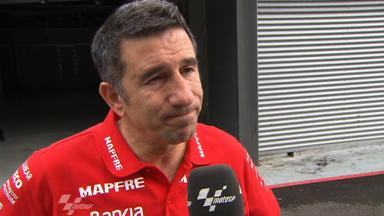 Jorge Martínez Aspar reflects on Simon-Sofuoglu incident