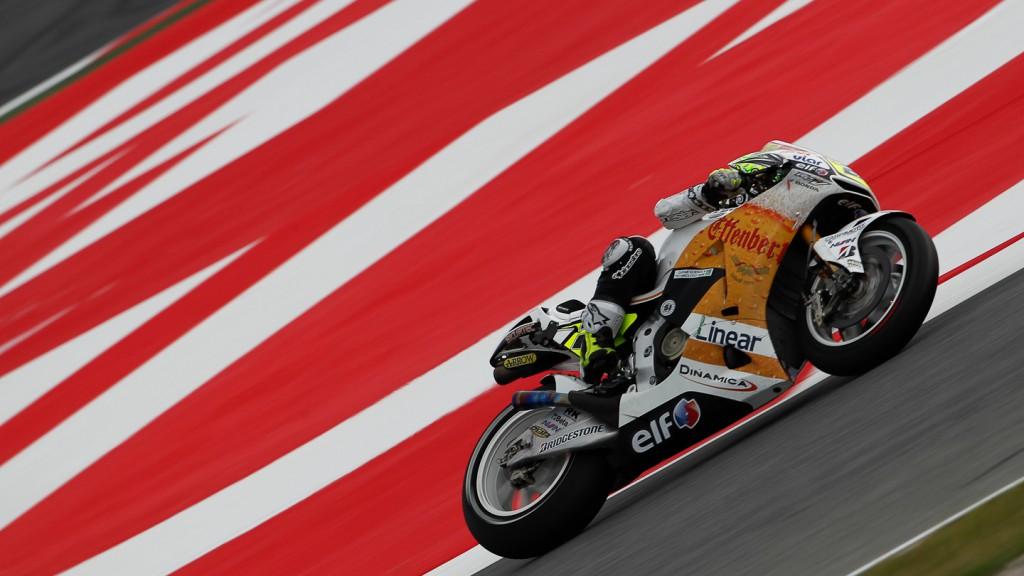 Toni Elias, LCR Honda MotoGP, Catalunya Circuit RAC