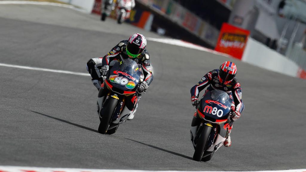 Aleix Espargaro, Axel Pons, Pons HP 40, Catalunya Circuit FP3
