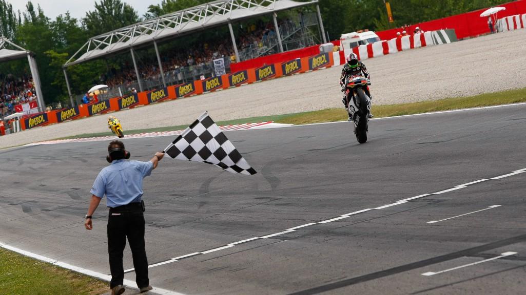 Aleix Espargaro, Axel Pons, Pons HP 40, Catalunya Circuit RAC