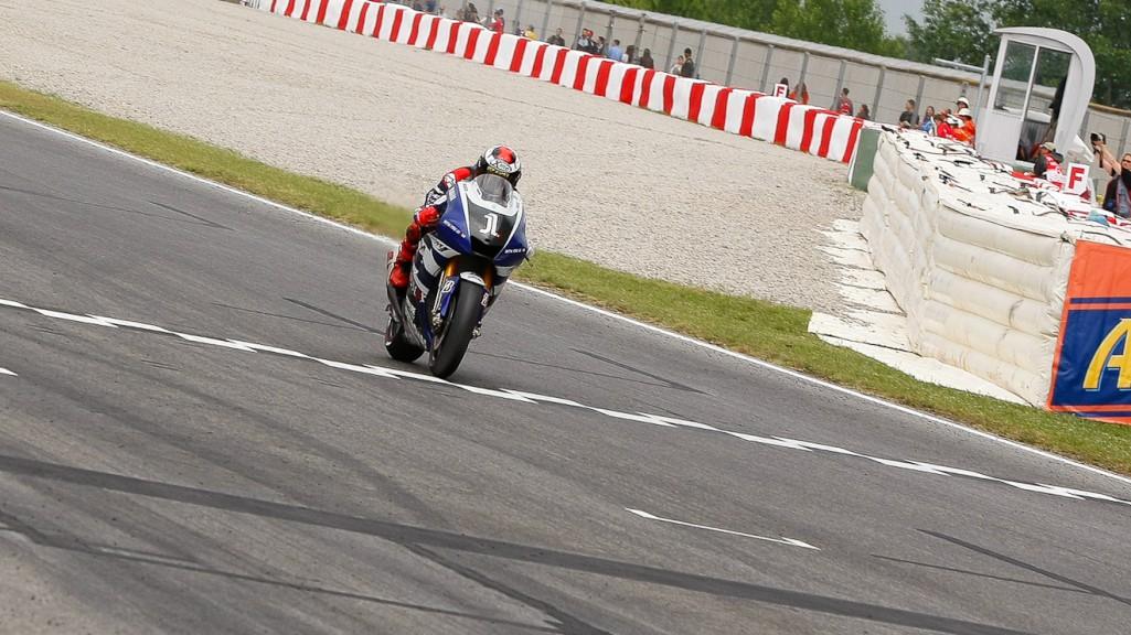 Jorge Lorenzo, Yamaha Factory Racing, Catalunya Circuit RAC