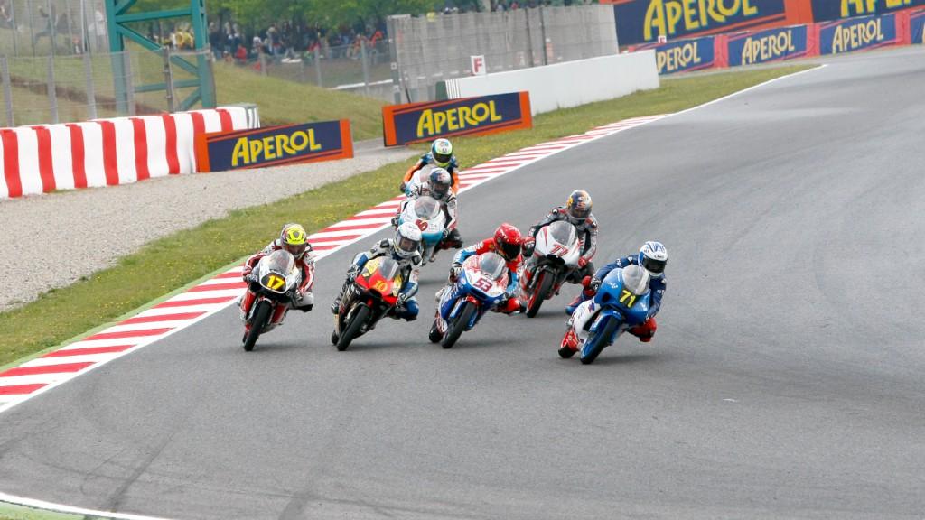 125cc Catalunya Circuit RAC