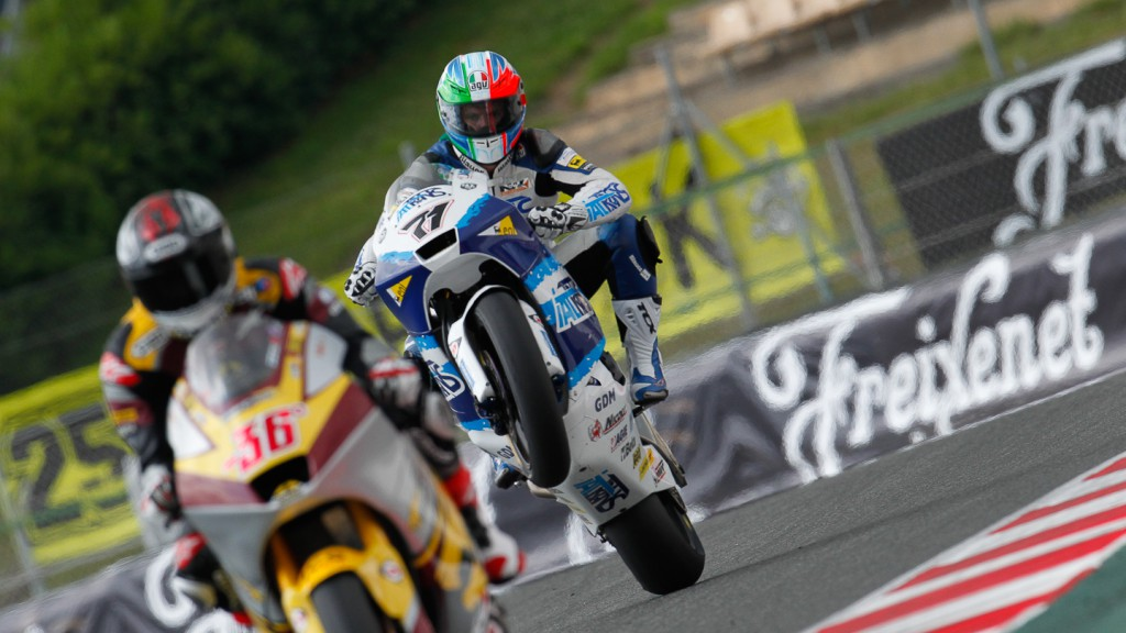 Claudio Corti, Italtrans Racing Team, Estoril QP