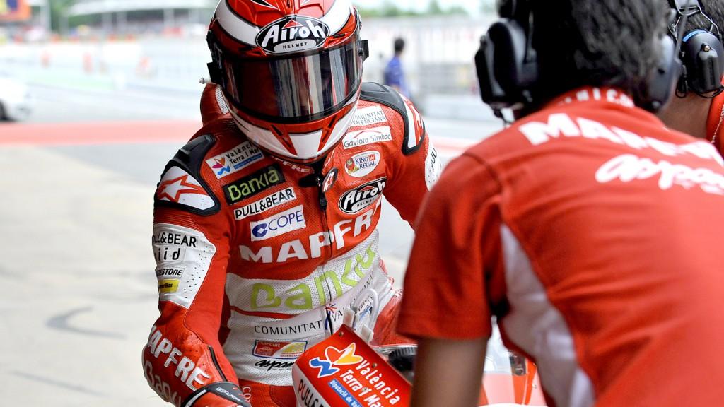 Hector Barbera, Mapfre Aspar Team MotoGP, Catalunya Circuit QP