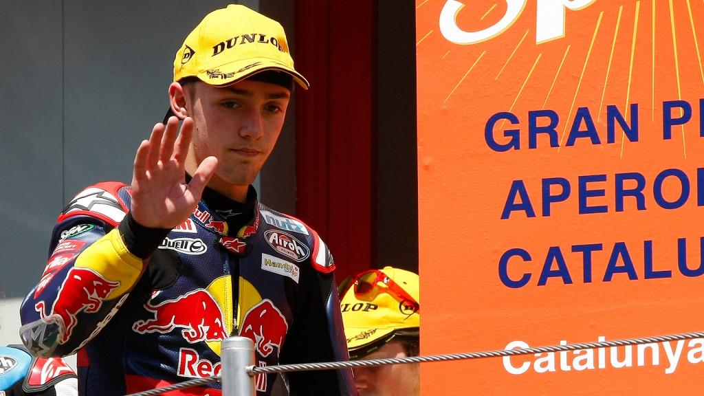 Jonas Folger, Red Bull Ajo Motorsport, Catalunya Circuit RAC
