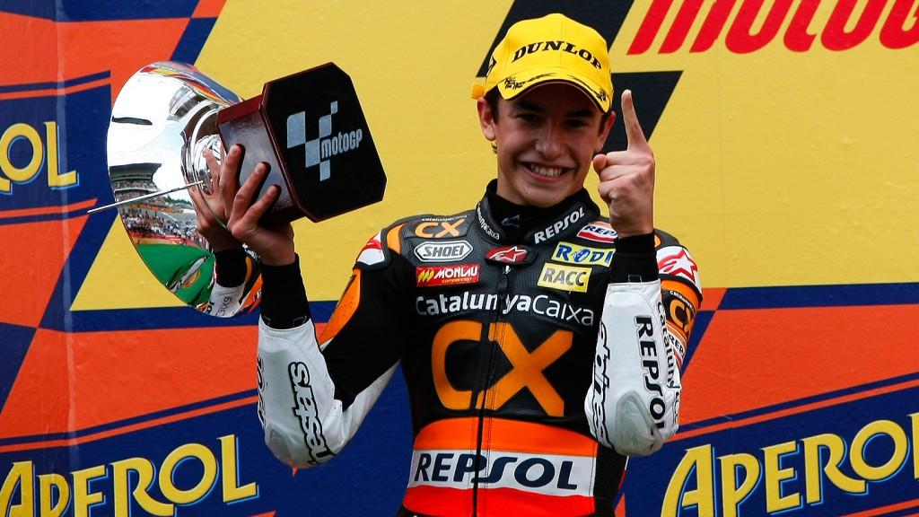 Marc Marquez, Team Catalunya Caixa Repsol, Catalunya Circuit RAC