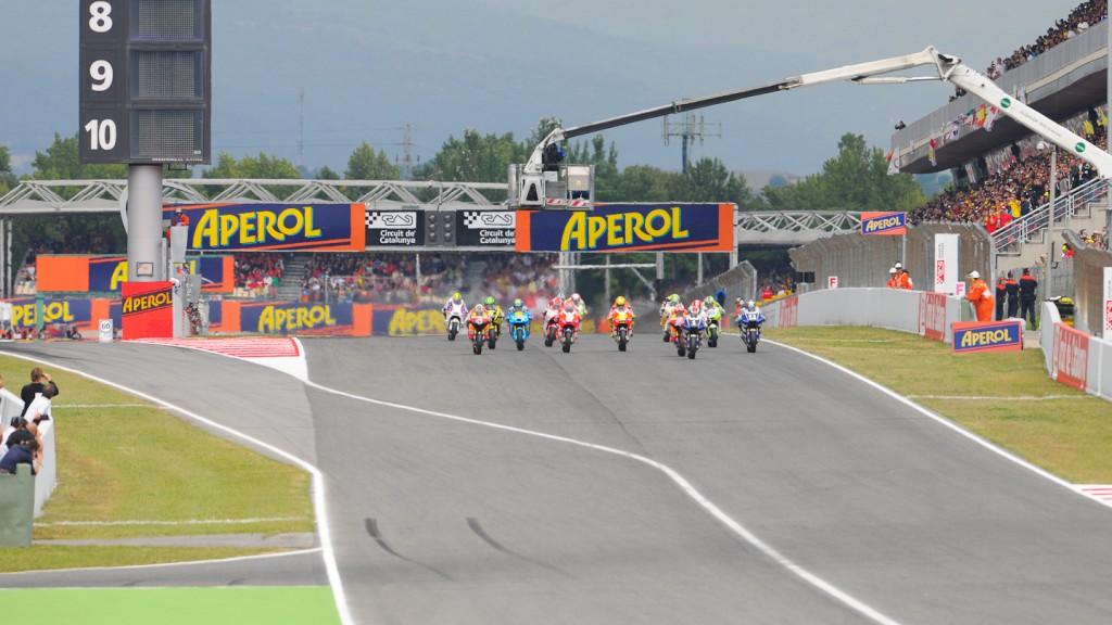 MotoGP, Catalunya Circuit RAC