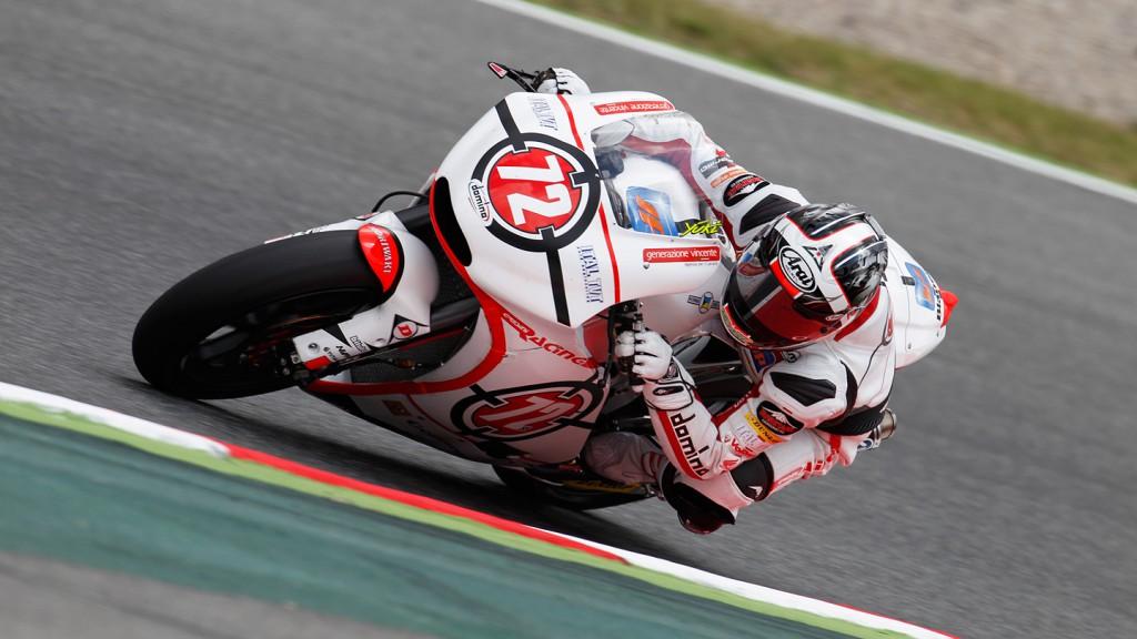 Yuki Takahashi, Gresini Racing Moto2, Catalunya Circuit RAC