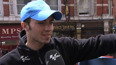 Silverstone 2011 - Moto2 - preevent - Interview - Kev Coghlan
