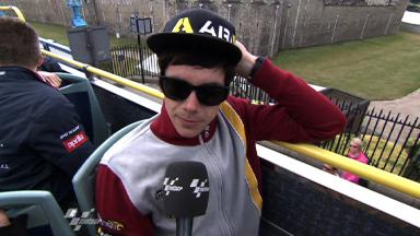 Silverstone 2011 - Moto2 - Pre-event - Interview - Scott Redding
