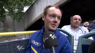 Silverstone 2011 - Moto2 - preevent - Interview - Bradley Smith