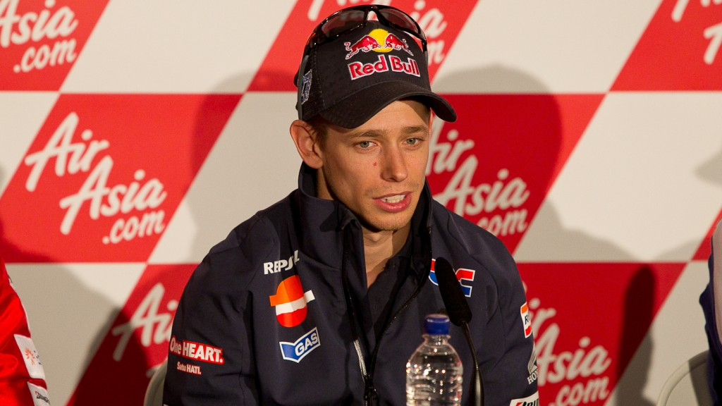 Casey Stoner, Repsol Honda Team, AirAsia British Grand Prix