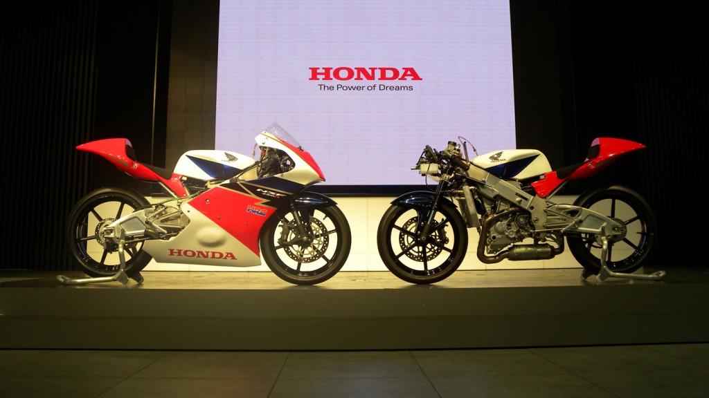 Honda NSF250R Moto3, Tokyo