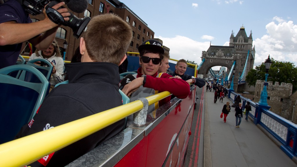 Scott Redding, Marc VDS Racing Team, London