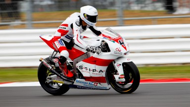 Randy Krummenacher, GP Team Switzerland Kiefer Racing, Silverstone FP2
