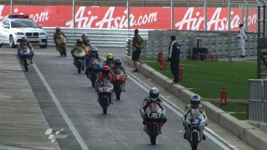 Silverstone 2011 - 125cc - FP2 - Full session