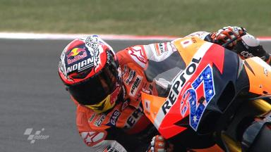Silverstone 2011 - MotoGP - FP1 - Highlights