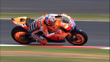 Silverstone 2011 - MotoGP - FP2 - Highlights